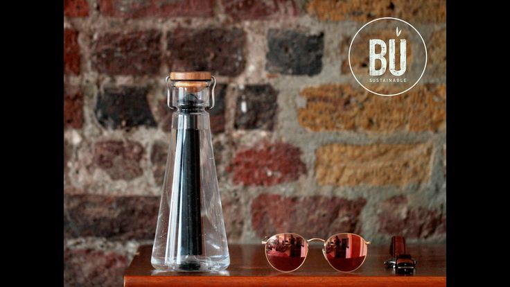 BU Water - A Beautiful & Sustainable Filtered Water Bottle project video thumbnail