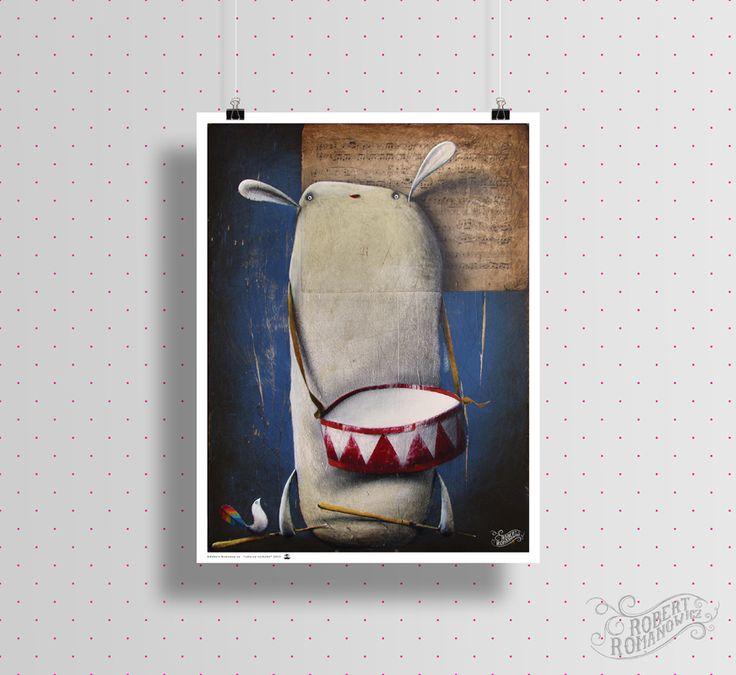 Poster for sale *el Tambor de Hojalata* High quality print on semi-gloss paper 200g/m2.  Size: 48x63 cm. Signed on the back. contact: romanowiczrobert@yahoo.com http://pantonedesign.blogspot.com/2014/03/dostepne-plakaty.html