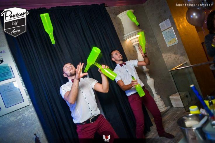 БАРМЕН ШОУ Barfest Захоплююче Бармен-Шоу з елементами Фаєр-Шоу та фокусами,виїздний Коктейль-Бар,широкий асортимент коктейлів http://paramoloda.ua/barfest