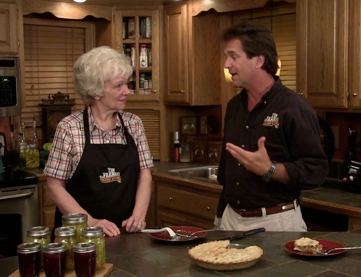 Tim Farmer S Country Kitchen Recipes