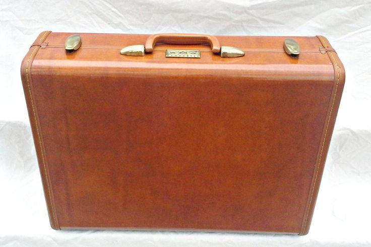 Vintage - NEW - Samsonite Men's Suitcase by VintageRelics802 on Etsy