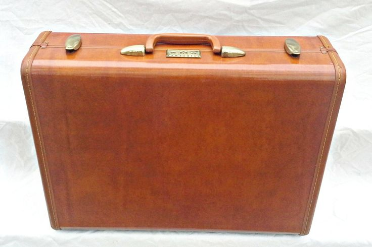 Vintage - NEW - Samsonite Men's Suitcase by VintageRelics802 on Etsy