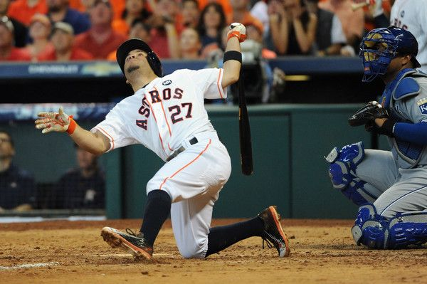 Jose Altuve Photos - Division Series - Kansas City Royals v Houston Astros - Game Three - Zimbio