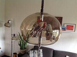 Design lamp. 70-er jaren (1977)