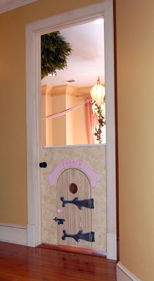 how to cut a dutch door 1