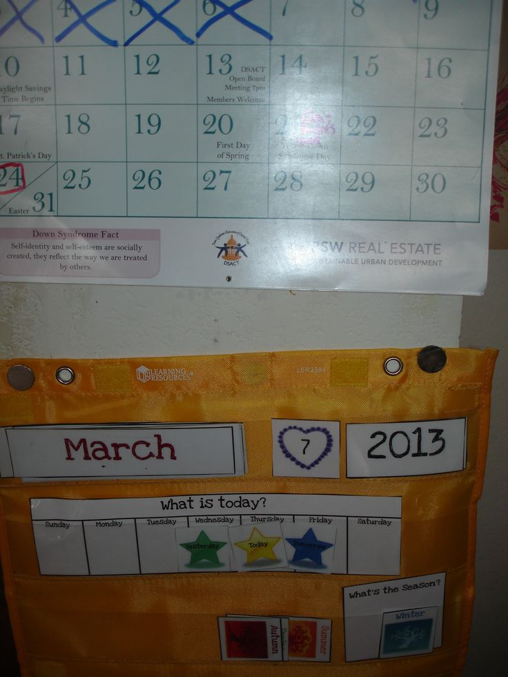 What Day is It - Calendar Skills for Little Ones