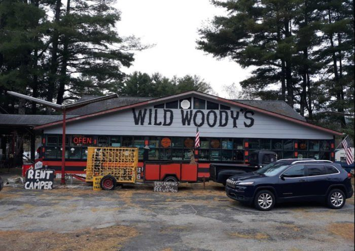 There S No Other Place In North Carolina Quite Like Wild Woody S