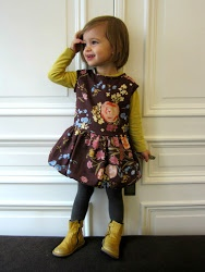StraightGrain. A blog about sewing: Peplum bubble dress: Patterns and tutorial