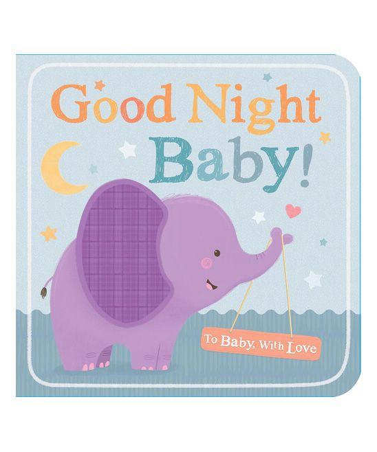 Good Night Baby Board Book
