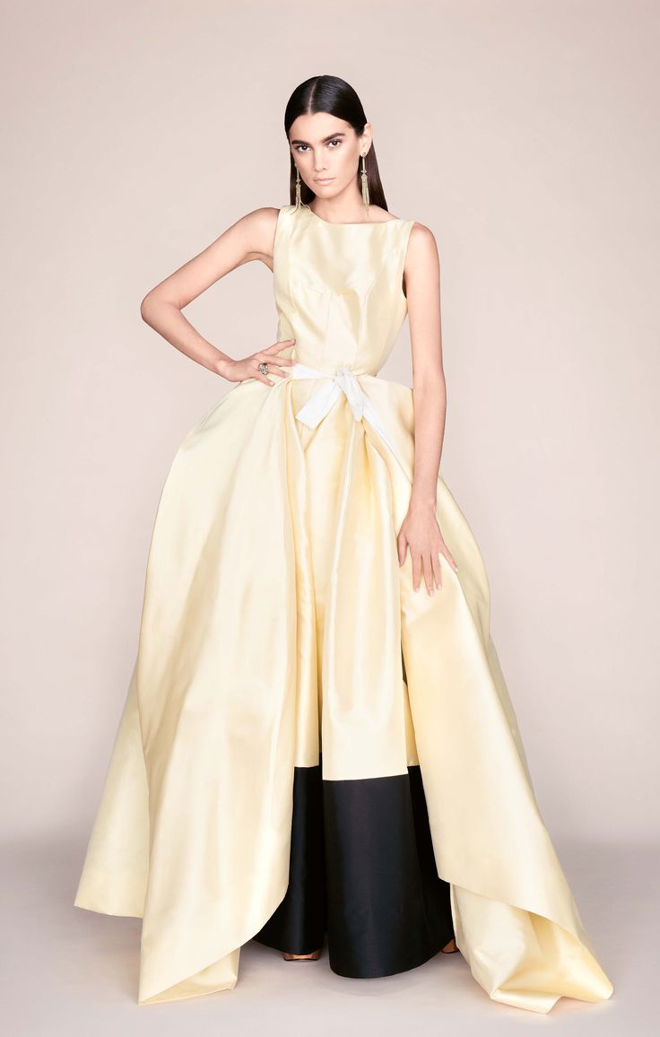 Vivienne Westwood Pre-Fall Collection 14/15 #AW1415 (extra skirt portion is separate and attaches with ribbon)