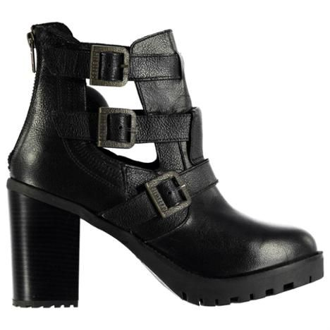 Firetrap Blackseal Quince Ankle Boots (239344-23934403)