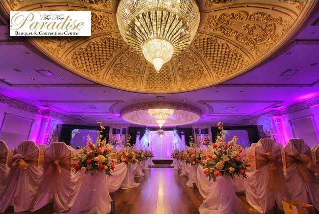 Paradise Banquet Amp Convention Centre Toronto Banquet Halls Banquet Halls In Toronto Wedding