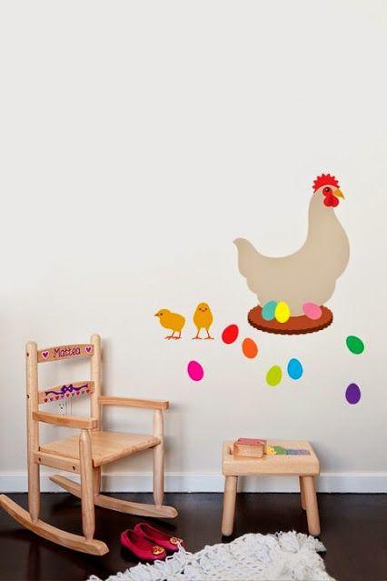 Vinilos para habitaci n de beb s murales infantiles for Sillas para habitaciones