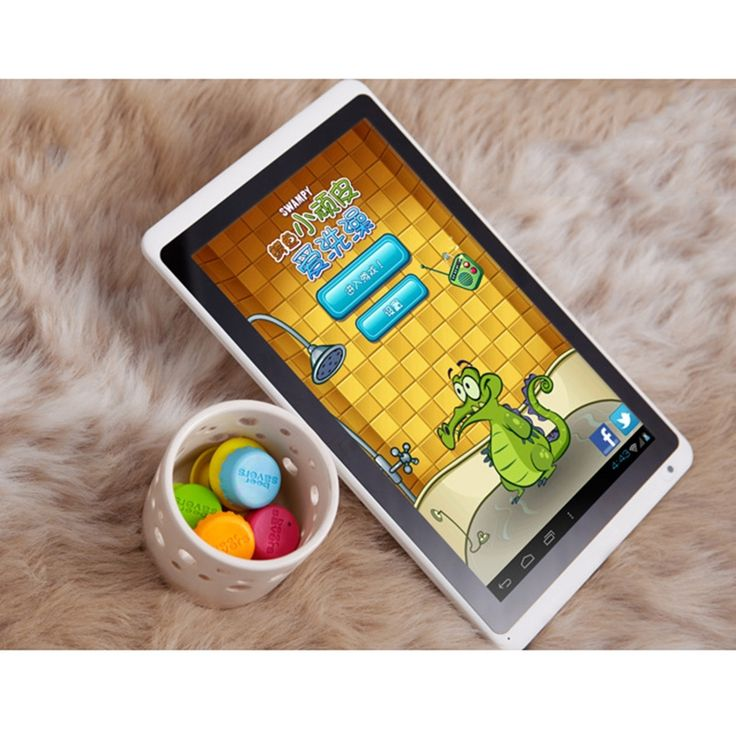 """Ramos W27Pro 16GB Tablet PC Android 4.1 10.1"""" 1024x600 Quad Sales Online - Tomtop.com"""