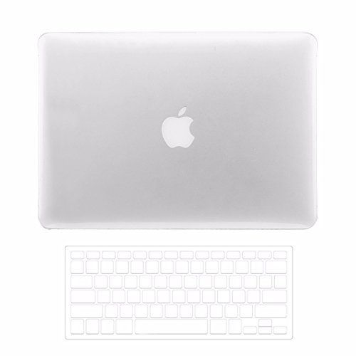 """TOP CASE Crystal Clear 2 in 1 Bundle for MacBook Retina 13""""  TOP CASE Crystal Clear 2 in 1 Bundle for MacBook Retina 13""""  Expires Aug 12 2017"""