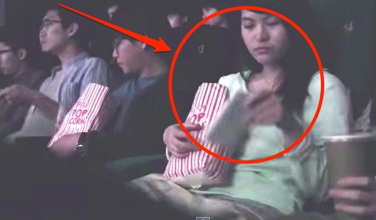 Ezek az emberek azt hitték, simán moziba mennek. Ami bekövetkezett, az örökké megváltoztatta őket!