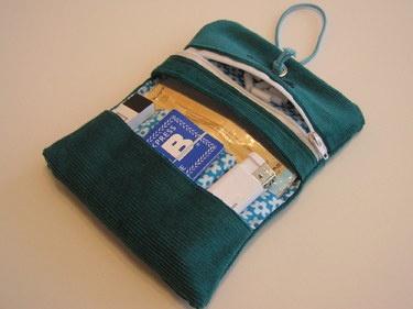 !!! handmade by Steinchen !!!    praktischer Tabakbeutel, in verschiedenen Farben und Mustern erhältlich!