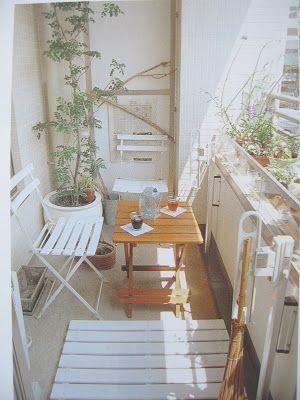 Inspiratie: De mooiste kleine balkonnetjes | NSMBL.nl