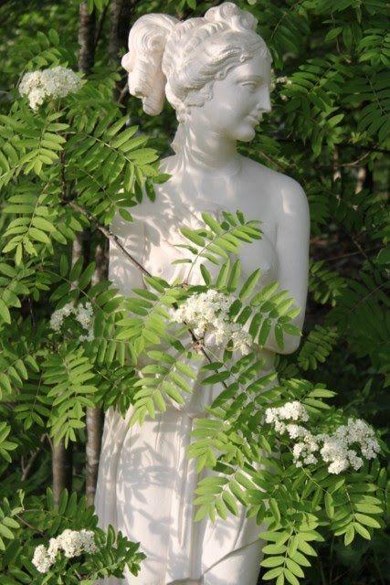 Garden Goddess.