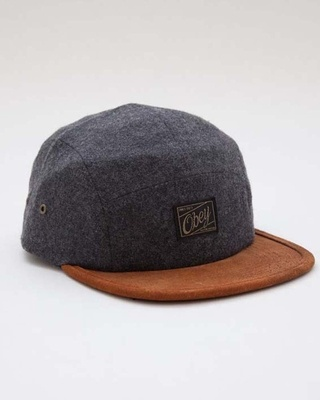 Obey Dredge 5 Panel Cap // Indie Clothing Brands & UK Streetwear…