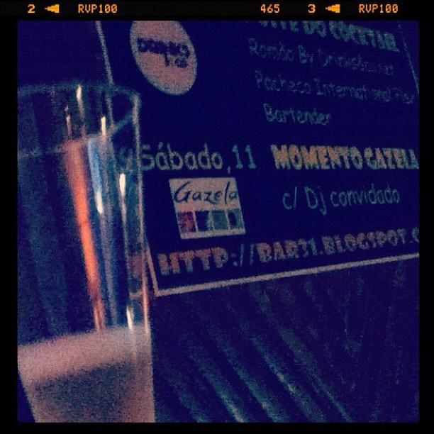 #momentosgazela - @anasilva83  