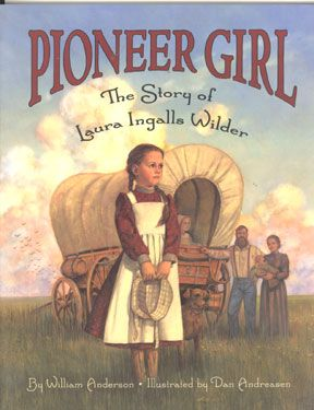 L Laura Ingalls Wilder and The Little House Books