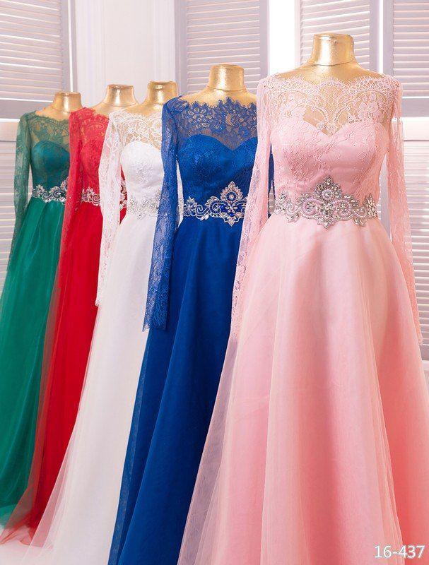 Вечерние платья под заказ | 200 фотографий