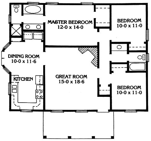 342 best images about floor plans and blueprints on for Authentic historical house plans