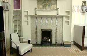Mackintosh living room