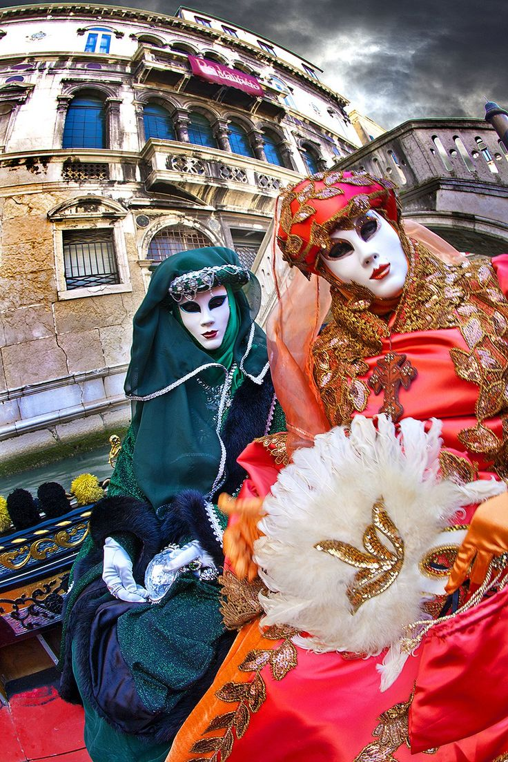 If you're looking to visit Venice for Carnevale -the dates vary every year because it starts 40 days before Easter -which can mean anytime in February or March.