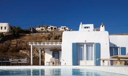 Mykonos villa for rent