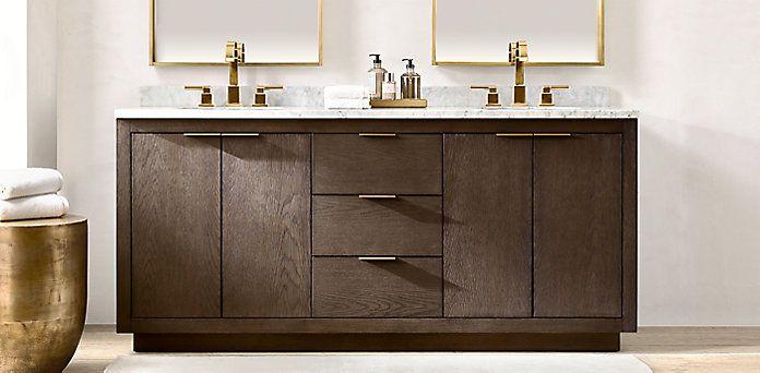 17++ Modern bathroom cabinets images best