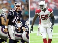 NFL Week 1 game picks: Cardinals top Jimmy Garoppolo's Pats - NFL.com