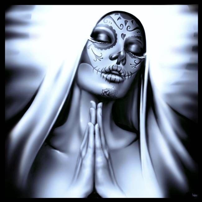"""Beautiful Mourning"" by Luke Atay: '...No longer mourn for me when I am dead..-William Shakespeare (Sonnet 71)Model: Aneta Kowalcyzk"