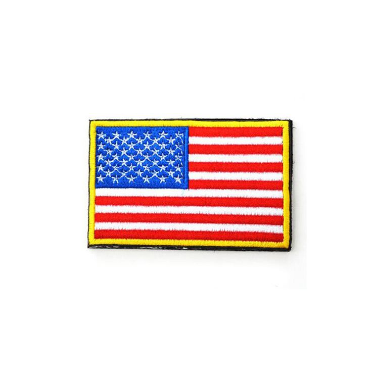 american flag sticker for car