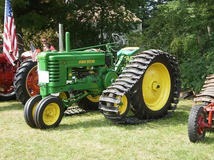 Old Tractor With Tracks : Best images about john deere on pinterest
