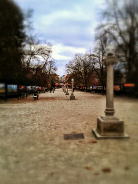 Lubiana parco