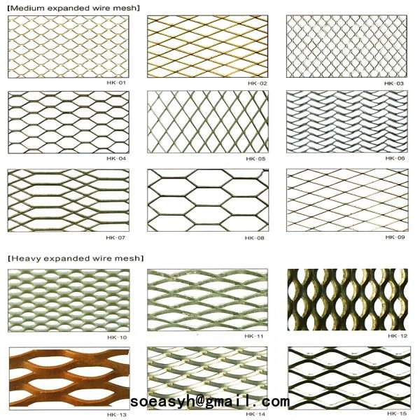 expanded metal mesh philippines fence $5~$15