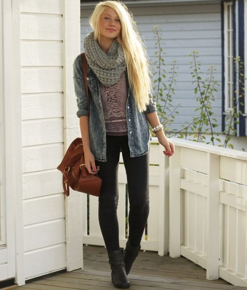 17 Best Images About Fall Winter Outfits On Pinterest Comfy Fall Outfits Great Falls And New