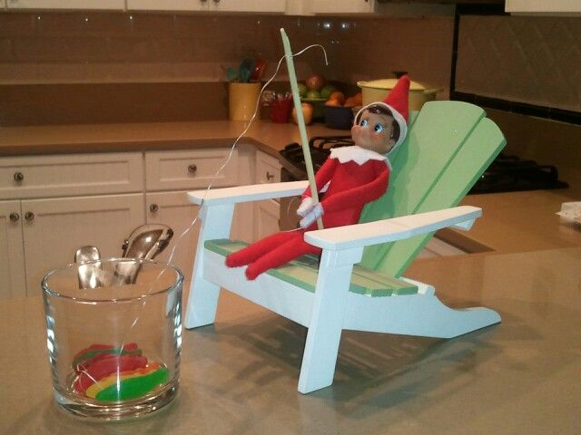 Elf On A Shelf Elf On The Shelf Christmas Pinterest
