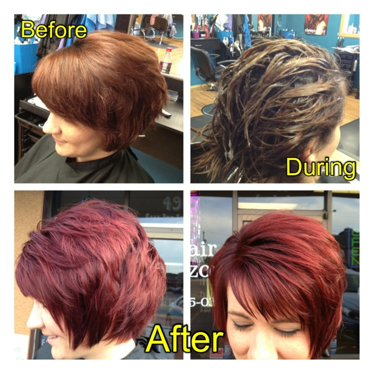 1000 Images About Kenra Color Reds And Coppers On Pinterest  Hair Studio