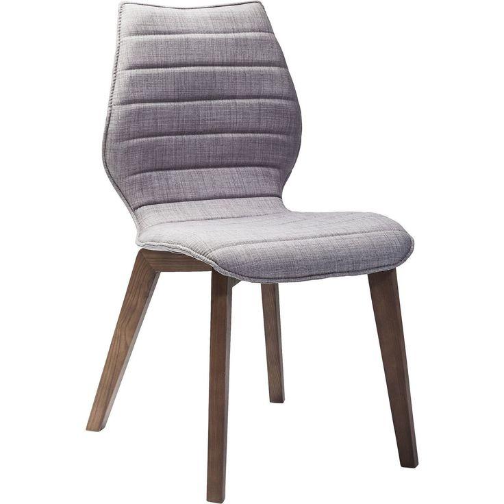 Vita Eetkamerstoel grijs polyester- Kare Design, 219,-