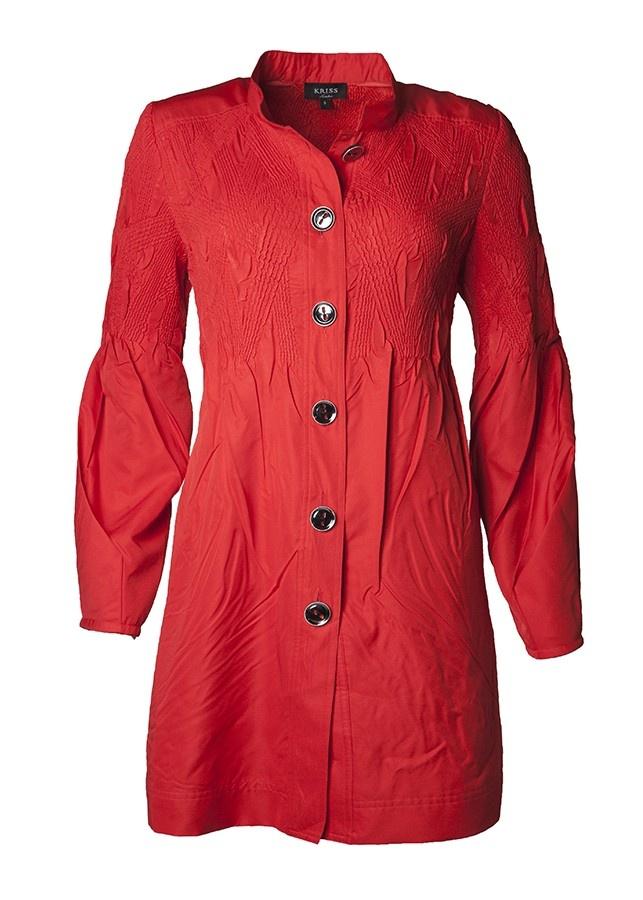 Konstfull kappa  Coat Samira