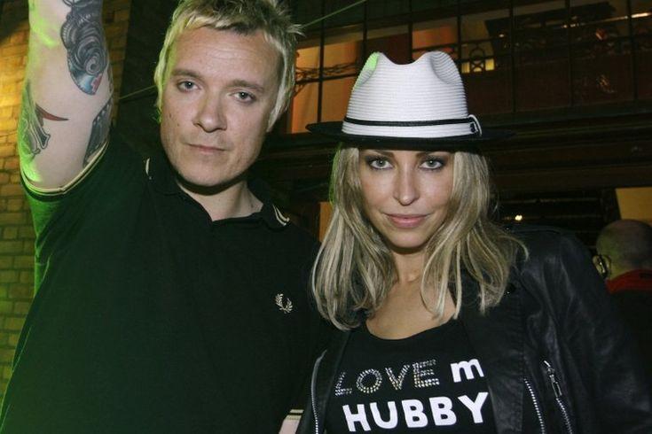 Natalie Appleton and Liam Howlett