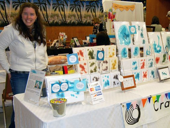 How To Organize A Craft Show Craft Fair Ideas Crafts