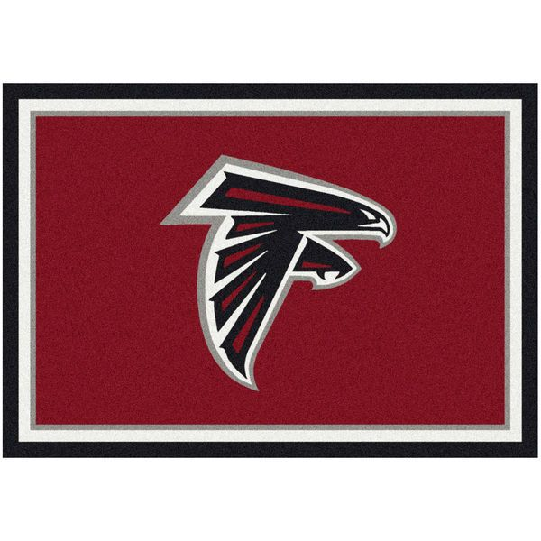 "Atlanta Falcons 64"" x 92"" Spirit Rug"