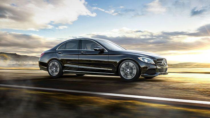 Mercedes benz 2015 c300 4matic sedan in black with 18 inch for 2015 mercedes benz c300 4matic luxury