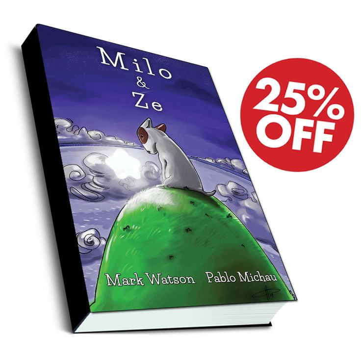 Bull Terrier lovers rejoice! Milo & Ze on SALE! 25% OFF! Calling all bull terrier lovers and children, the multi award winning illustrated children's book Milo & Ze is now Continue Reading →