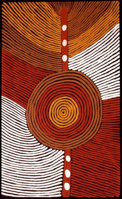 Ronnie Tjampitjinpa   2002  150 x 90 cm