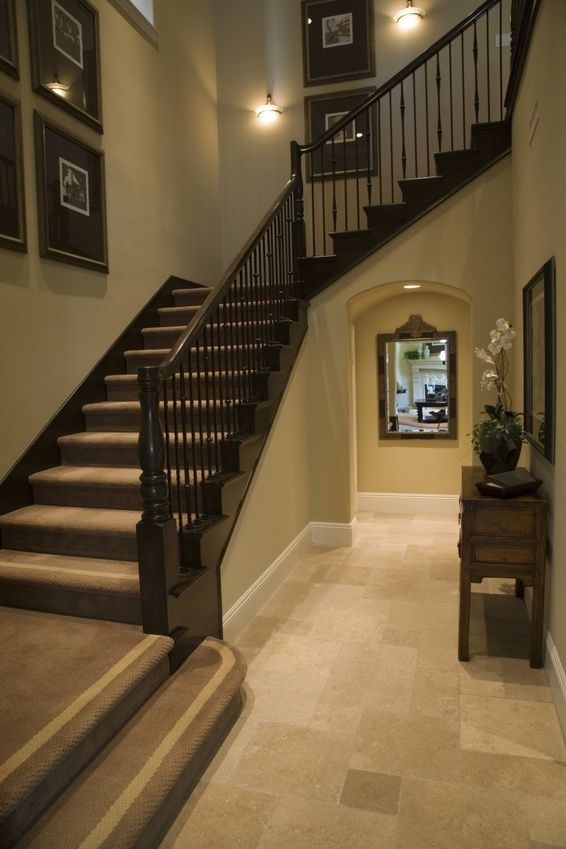 120 best images about front door foyer staircases on. Black Bedroom Furniture Sets. Home Design Ideas